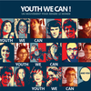 Youth we can logo avec visages