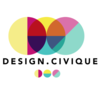 Design civique logo